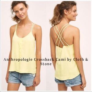 Crossback Cami by Cloth & Stone